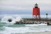 Charlevoix Lighthouse / by Charlevoix Visitors Bureau