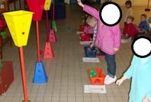 Actividades motóricas niños