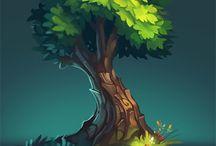 Tree Shaded