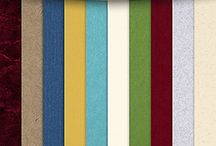 Creative Paper / All kinds of paper for your art supply closet!