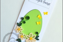 Quilling - Easter