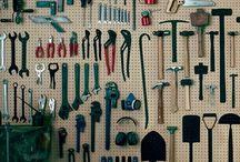 Shed Organization