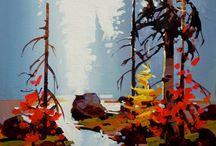 Mickael o' Toole paintings