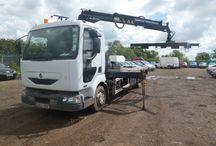 Recovery Trucks / http://www.johnpye.co.uk/vehicles/  Breakdown trucks on offer from our sites across the UK