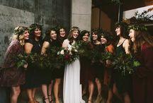 Jewel Tones / Jewel toned wedding inspiration