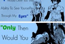 Fairy Tail Couple Citations