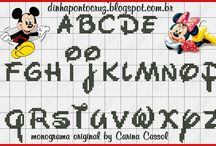 écriture disney