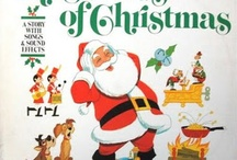 my childhood Christmases / by Kris Rrbinson