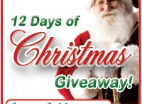 12 Days of Christmas Contest / Enter to win a prize every single day! One lucky winner will also receive a sleigh of prizes at the end of the 12 days! Find out more: http://bit.ly/Tm4c7Y  christmas sweepstakes, christmas free stuff, christmas promotional items, christmas contest, christmas giveaway ideas, craft freebies, craft free, craft giveaway blog, giveaway patterns, craft daily, diy indie crafts