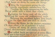 nurse poems and prayers