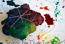 Crafts - Tie Dye