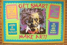 Art Classroom Decor & Bulletin Boards