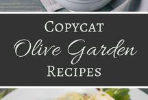Recipes Copy Cat