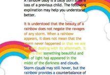 Rainbow Baby Healing