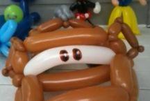 palloncini personaggi cars