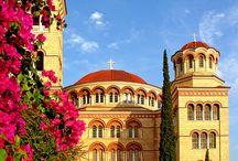 Monastery of Aghios Nektarios Aegina