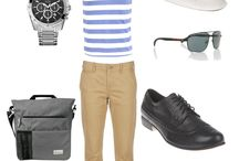 Cool Styles Just for Dads / Check out our cool Polyvore sets made with fathers in mind right down to the manly diaper bag!