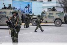 Ουκρανία : Επικίνδυνες εξελίξεις στην Κριμαία – Κινητοποιεί τους εφέδρους η Ουκρανία