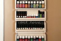 Oils / Storing Essential oils / by Kelli Simons
