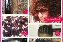 How Hair You / Hair Ish / by Tosha Devon