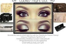 Makeup Ideas / Makeup / by Louise Loehwing