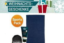 Xmas Geschenke / Sportliche Weihnachtsgeschenke