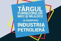 """""""Târgul furnizorilor mici si mijlocii ce deservesc industria petrolieră"""" - 2013 / Evenimentul a reunit furnizorii de materiale si echipamente, proiectanti, prestatori de servicii si executanti. Scopul principal al evenimentului a fost cresterea vizibilitatii acestor intreprinderi în randul marilor companii de petrol si gaze din România.  www.labelprint.ro)."""