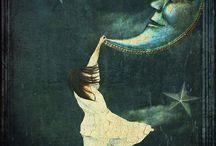 Lunas / by Mercedes Charles