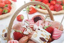 Fraise & Framboise / Autour de la fraise et de la framboise ...