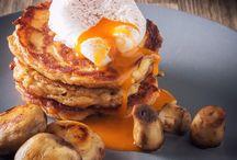 Hearty, Savoury Breakfast