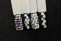 интересный дизайн для ногтей