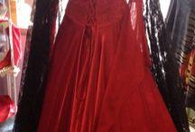 Medieval gowns  / Velvet, gothic, lace, romantic, dresses, camelot, weddings, ball gowns, fremantle, custom, fairytale,