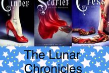 The Lunar Chronicles Fandom / All Lunar Chronicles fans are welcome! Just add a comment on a pin on this board asking to join and I will add you!