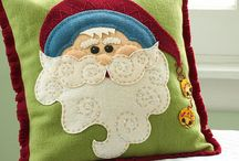 Crafts - Christmas Felt / Christmas felt crafts