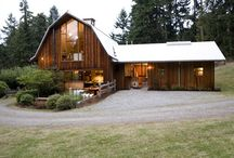 Barn Exterior / Future Barn Conversion Inspiration