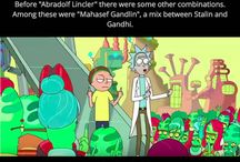 Rick and Morty <3