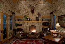 Great Rooms / Define and showcase your upscale home in the best way using this custom luxury home design inspiration.