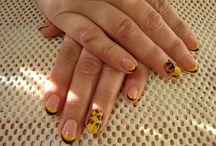 Моя работа #ногти, #маникюр / Наращивание ногтей, дизайн ногтей, депиляция.