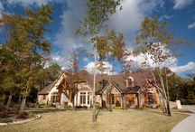 Prouty Home By Campbell Custom Homes / Custom Home By Campbell Custom Homes | www.campbellcustomhomes.org