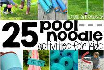 letni aktivity
