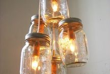Homemade Light Fixtures for your home