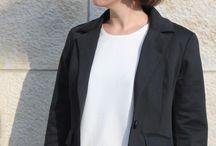 Saler jacket pattern - your versions
