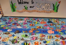 Under the sea theme / by Stacy 'Swift' Muehlemann