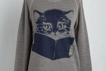 CAT LADY FASHION / by Curves and Chaos™