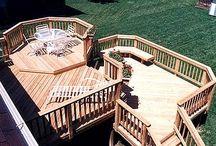 Deck Ideas / by Annette Nowicki