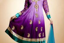 salwar-kameez / La femme est considérée comme la création maître morceau de Dieu autour duquel industries de la mode tourne . Ils sont devenus ambassadeur mondial de l'industrie de la mode . http://www.andaazfashion.fr/salwar-kameez