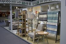Home - London Autumn 2014 / We recently exhibited at Home - London 2014. Here are a few snaps of our stand.