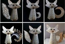 origami recup