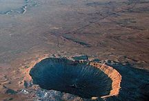 kráterek
