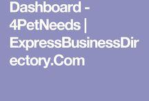 4PetNeeds-Online Pet Store